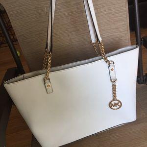 Michael Kors Bags - Michael Kors white bag